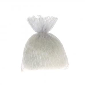 Mandelsäckchen modern weiß