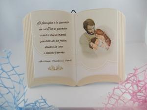 Bomboniere Libero Icona S. Famiglia