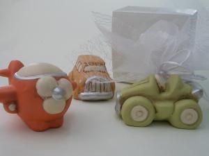 Cabrio, Auto und Hubschrauber