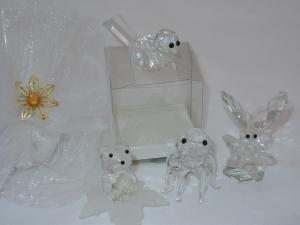 Bomboniere hochwertige Kristalle