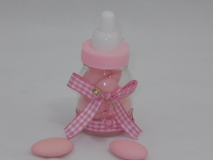 Gastgeschenk Bomboniere Babyflaschen