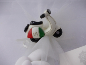 Bomboniere  -  Scooter italano
